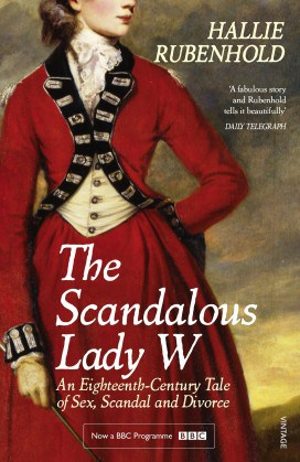 The scandalous lady w cover