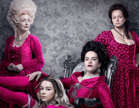 Harlots and The Harris's List of Covent Garden Ladies